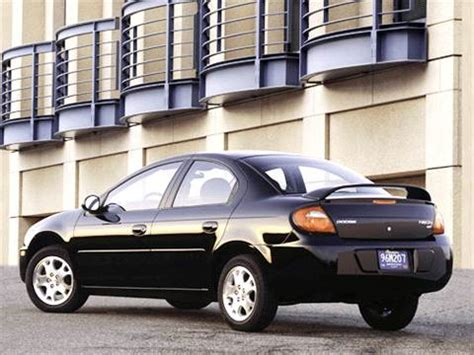 2003 dodge neon pricing ratings reviews kelley blue book