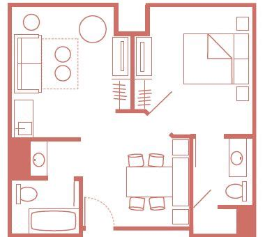Art Of Animation Suite Floor Plan Family Suite Floor Plan Art Of Animation Cars Family Suite