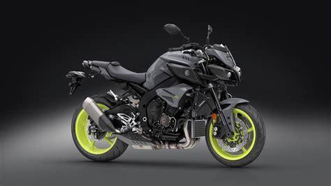 Yamaha Motorrad Mt 10 by Mt 10 2017 Motorr 228 Der Yamaha Motor Deutschland Gmbh