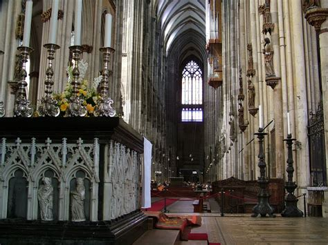 Cathedral Interior by Panoramio Photo Of Cologne Cathedral Interior