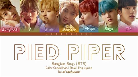 bts pied piper mp3 pied piper bts mp3 8 16 mb music paradise pro downloader