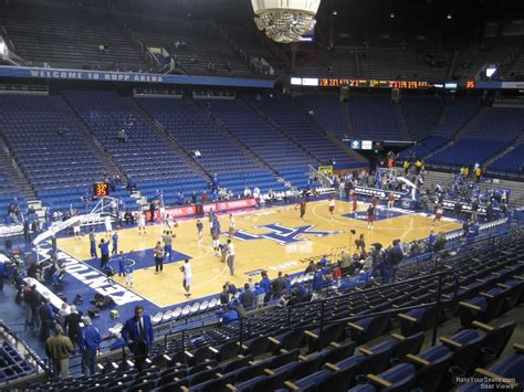 section 11 e rupp arena section 17 rateyourseats com