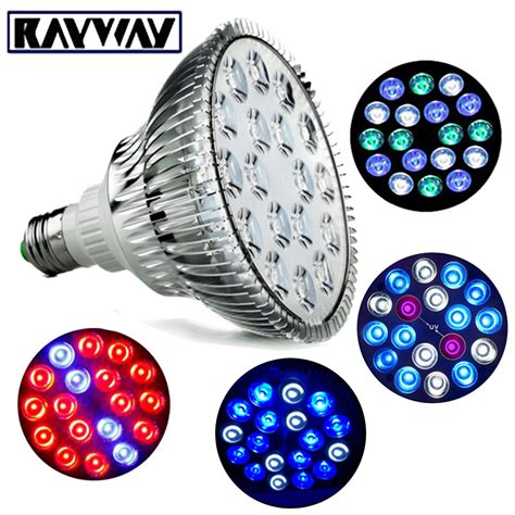 full spectrum non uv light bulbs rayway full spectrum e27 led grow light ultraviolet