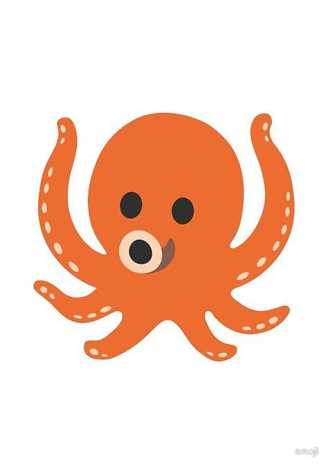 octopus google hangouts android emoji  emoji