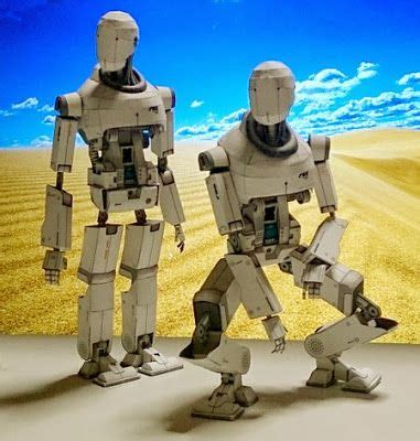Papercraft Automata - 1295 best 13 printables science fiction models