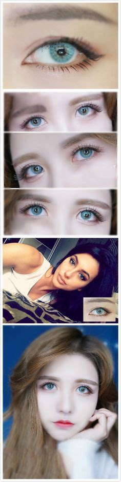 polar lights yellow green contacts 1000 images about contact lens on pinterest contact