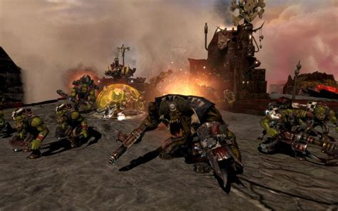 retribution the battle for warhammer 40 000 dawn of war ii retribution review gaming nexus