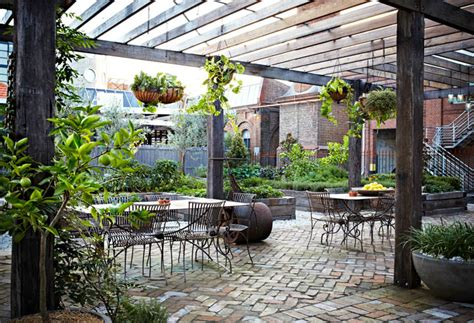 design cafe outdoor the grounds of alexandria caf 233 by caroline choker sydney