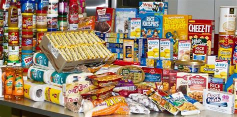 Pantry Foods by Thanksgiving Food Pantry