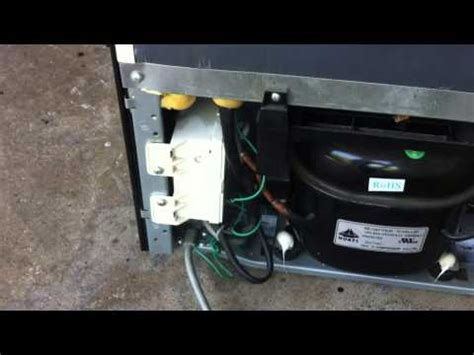 easy refrigerator fix, reset (defrost timer) switch, if it