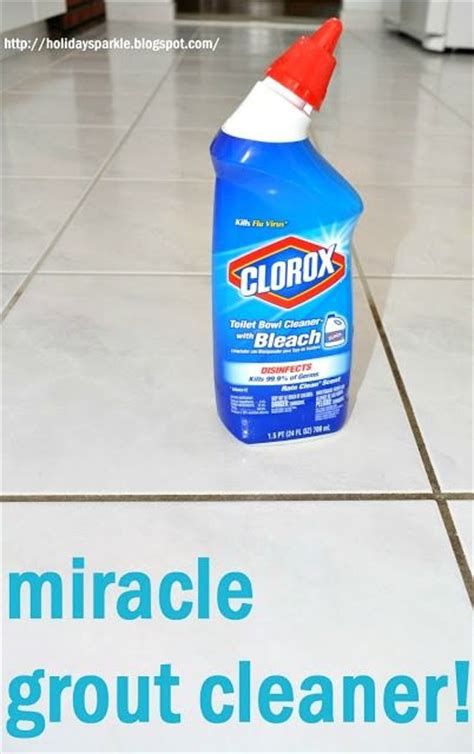 Best Floor Cleaner For Tile by Best 25 Clean Tile Floors Ideas On Floor