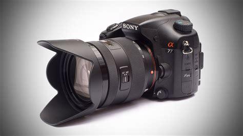 Kamera Dslr Sony A77 sony a77 dslr unboxing