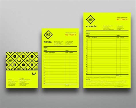 branding design invoice branding invoice design neon branding pinterest