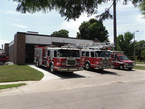 stations lincoln ne interlinc city of lincoln rescue department title