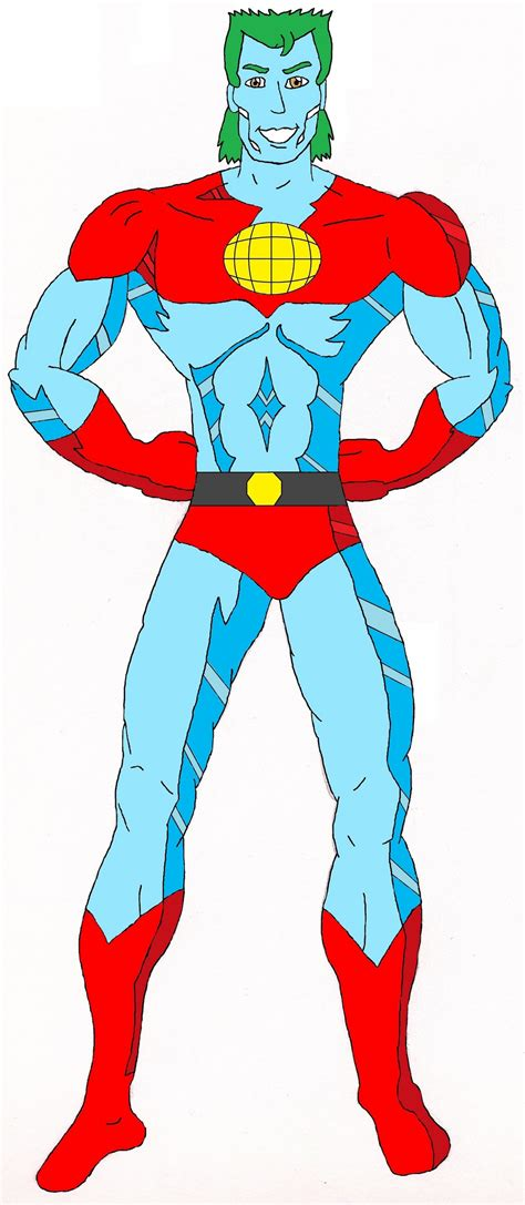 Captain Planter by Captain Planet And The Planeteers Images Captain Planet Hd