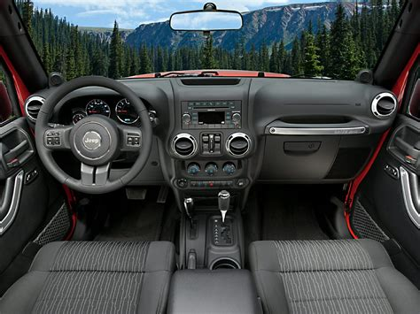 2014 Jeep Interior 2014 Jeep Wrangler Price Photos Reviews Features