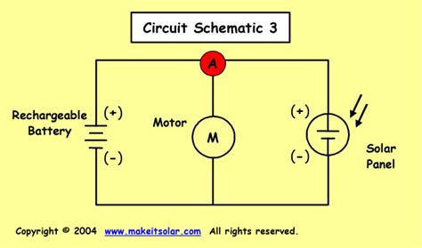 solar panel battery charger circuit diagram science fair project idea calculation exercise for a