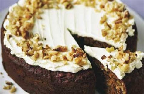 Date Walnut Cake Recipe Uk