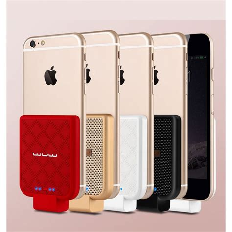 wholesale universal ios iphone fashion rechargeable external battery portable charger  mah