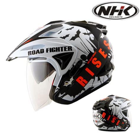 Nhk Helm Aviator 3 6 tipe helm half dan nhk terbaru harga