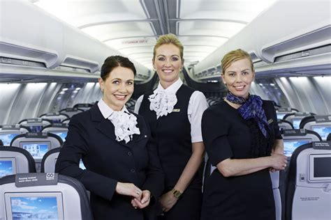 Cabin Crew International Airlines by High Fashion Our Cabin Crew Is The Of Icelandair