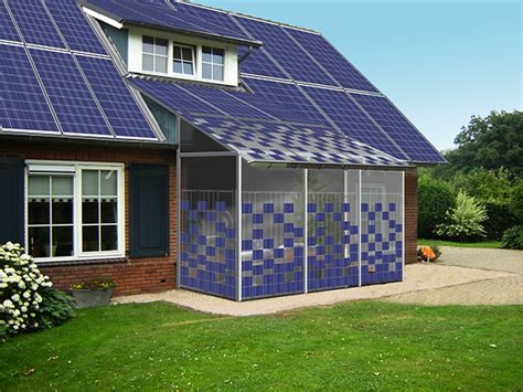 design of a solar panel system on behance