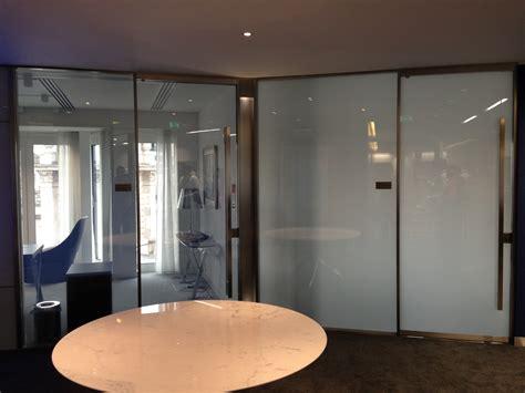 Switch Glass electronically switchable glass partitions smartglass international