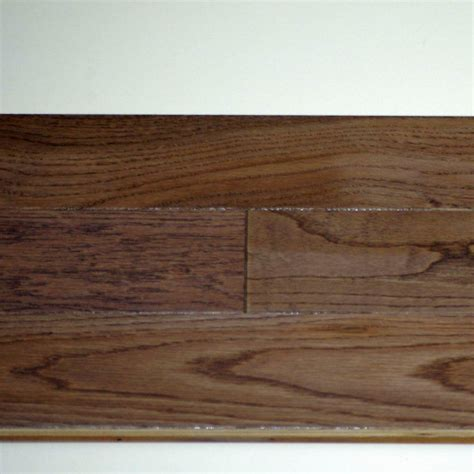 1 Thick Hardwood Flooring - goodfellow leather oak 3 4 inch thick x 3 1 2 inch w