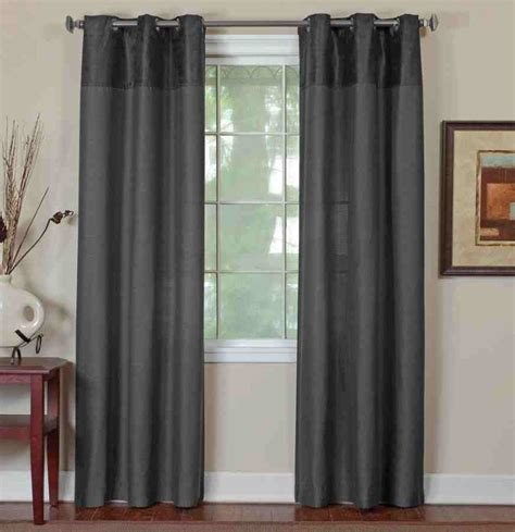 bedroom window curtains and drapes images 08 small room
