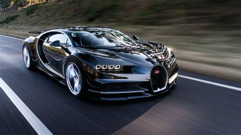 2017 Bugatti Chiron Geneva Auto Expo Wallpaper   HD Car