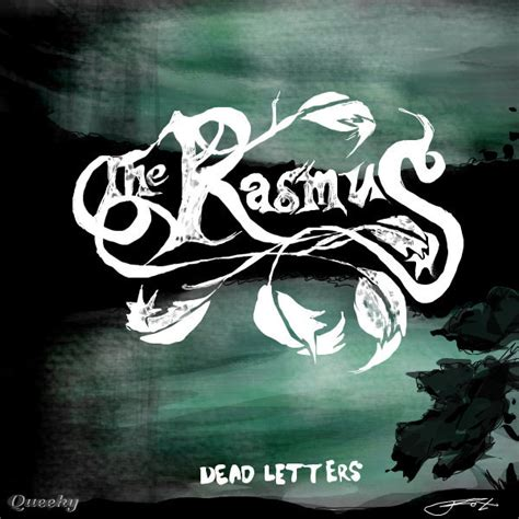 Dead Letter The Rasmus Dead Letters A Other Speedpaint Drawing By X3innocent Queeky Draw Paint