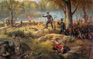 Battle Of The Ch 226 Teauguay National Historic Site Of Canada