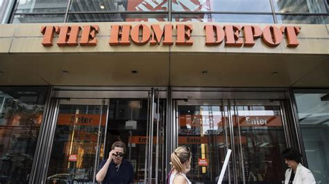 home depot bolsters d 233 cor aim by acquiring the