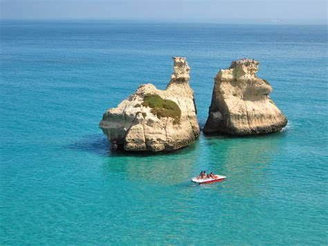 best in puglia best beaches in puglia oliver s travels journal