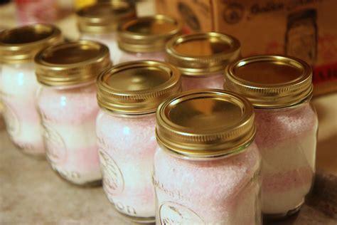 Handmade Bath Salts - gifts you can make handmade bath salts soaks momadvice