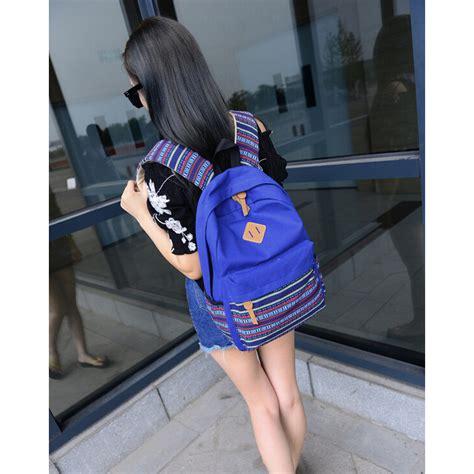 Backpack Ransel Tas Blue tas ransel backpack korea blue jakartanotebook