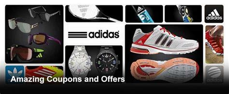 adidas coupons and promo codes for shoes shopping