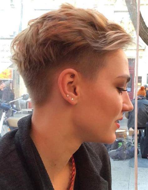 extension in shaved back and side hair m 225 s de 1000 ideas sobre cabello rapado en pinterest