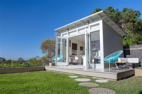 she shed kits for sale 5 cool prefab backyard sheds you can buy right now curbed