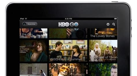 hbo go mobile app hbo go mobile applications ixd awards
