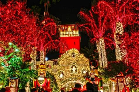 The Mission Inn Travel Squire Riverside Mission Inn Lights