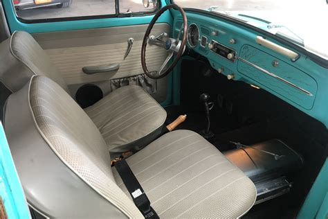 Vw Beetle Custom Interior by 1964 Volkswagen Beetle Custom Woody Wagon 201631