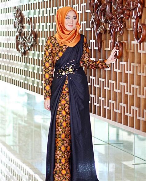 Dress Panjang Trendy Kualitas Top Unik 1 423 best images about h i j a b on styles islamic fashion and shawl
