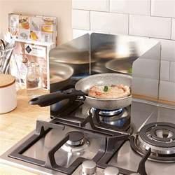 ecran anti projections protection plaques de cuisson