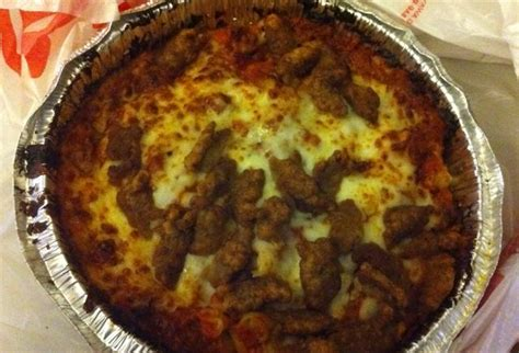 Pizza Hut Is Now Pasta Hut Or Is It by Review Pizza Hut Sausage Italiano Pasta Grubpug Food