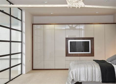 decorating your interior design home with unique modern bedroom cupboard storage ideas and