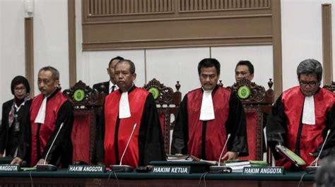 ahok vonis penjara jubir ky apa benar promosi tiga hakim ahok sesuai