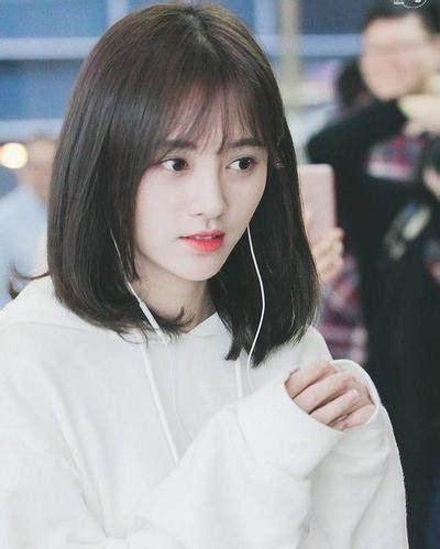 gaya rambut wanita korea terbaru  waktubaca