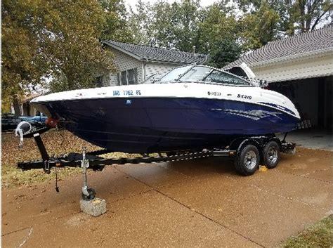 yamaha sx 210 boats for sale in missouri - Yamaha Boat Dealers In Missouri