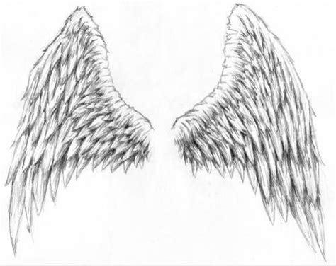 liner tattoo angel dibujos y plantillas para imprimir alas de angel